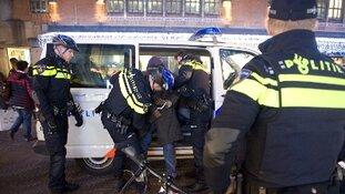 Omstanders leveren straatrover over aan politie