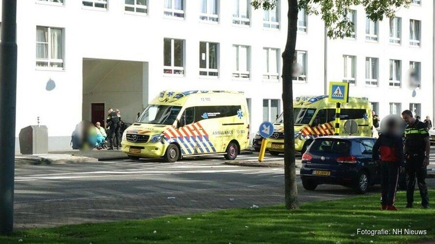 Zwaargewonde door schietpartij Amsterdam: dader op de vlucht