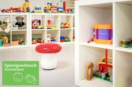 Speelgoedbank Amsterdam viert 5 jarig jubileum en roept op om tekening te maken voor extra donaties