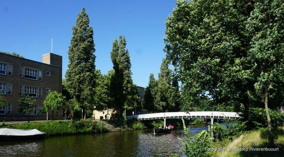 Amsterdamspeld voor medeoprichter Stadsdorp Rivierenbuurt