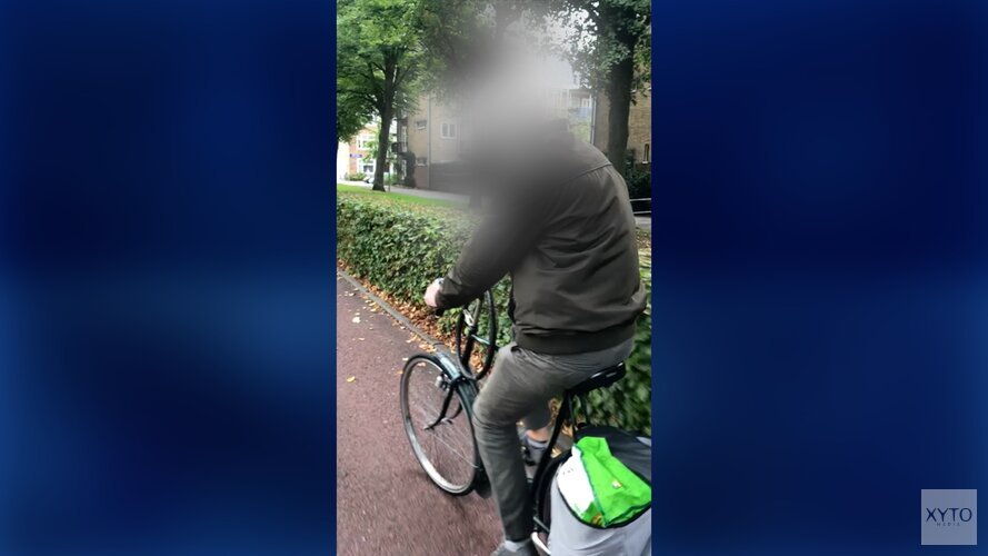 Amsterdam - Gezocht - Verdachte aanranding President Kennedylaan gezocht