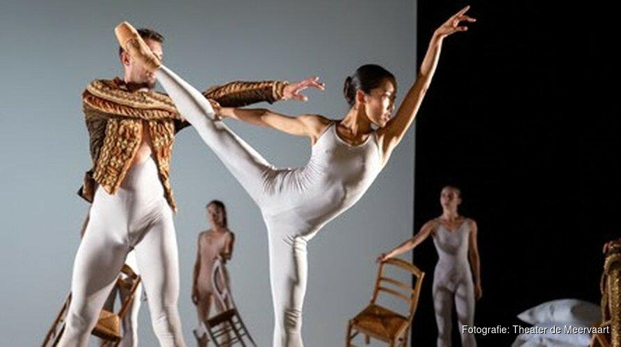 3-daags dansfestival ICKFEST in De Meervaart