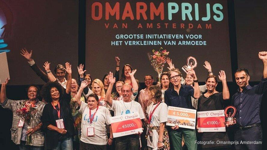Stichting Florakokjes wint Omarmprijs 2018