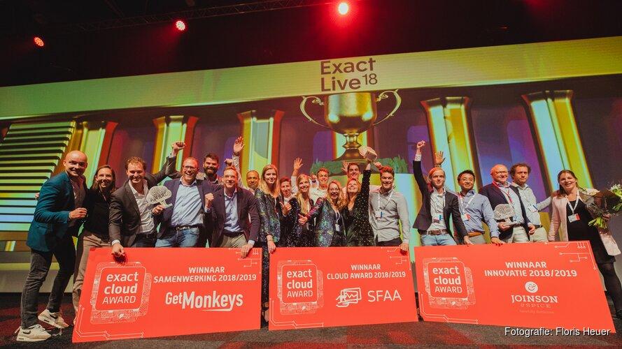 Amsterdamse startup GetMonkeys wint prestigieuze vakprijs