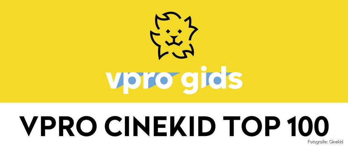 VPRO Cinekid top 100; De honderd beste jeugdfilms die je als kind gezien moet hebben