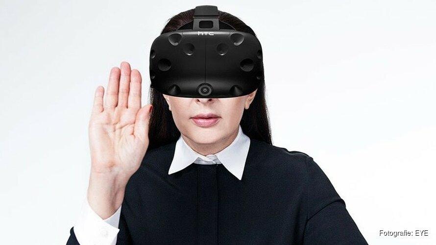 Extra kaarten voor VR-werk Rising Marina Abramović in Xtended