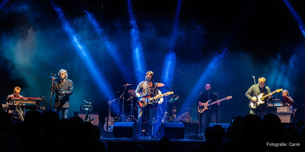 Zing mee met de songs van The Dire Straits in Carré