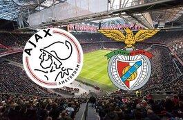 Ajax verslaat Benfica in slotminuut door goal Mazraoui