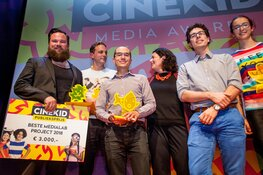 Winnaars Cinekid Media Awards 2018 bekend