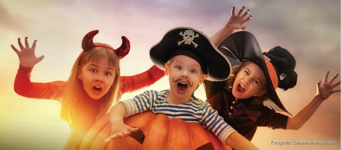 Healthy Halloween en Herfstfeest Jeugdland