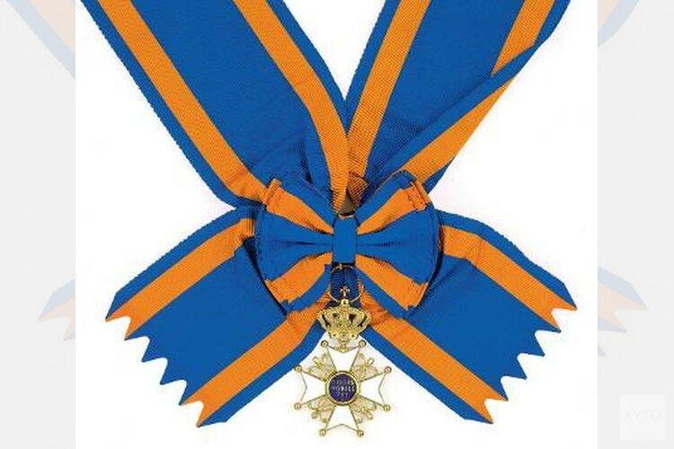 Viktor & Rolf benoemd tot Ridder in de Orde van de Nederlandse Leeuw