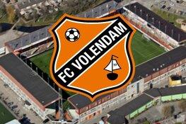FC Volendam in zinderende wedstrijd langs Jong Ajax
