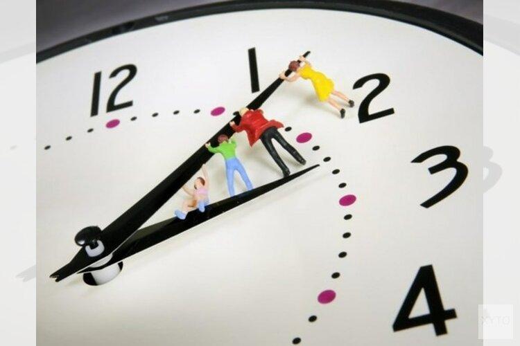 Einde van de zomertijd: klok komende nacht een uur terug