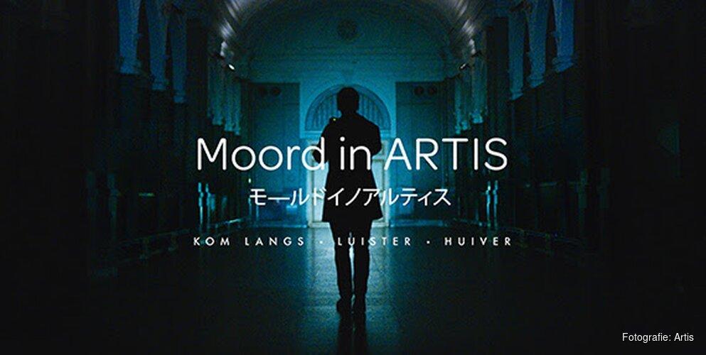 Moord in Artis