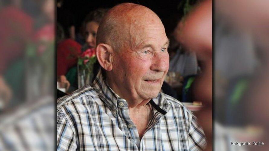 Sjaak (82) uit Amstelveen vermist
