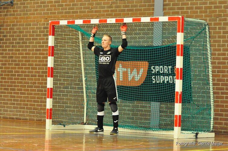 Ambitieuze Dylan de Haas geniet van Eredivisie niveau