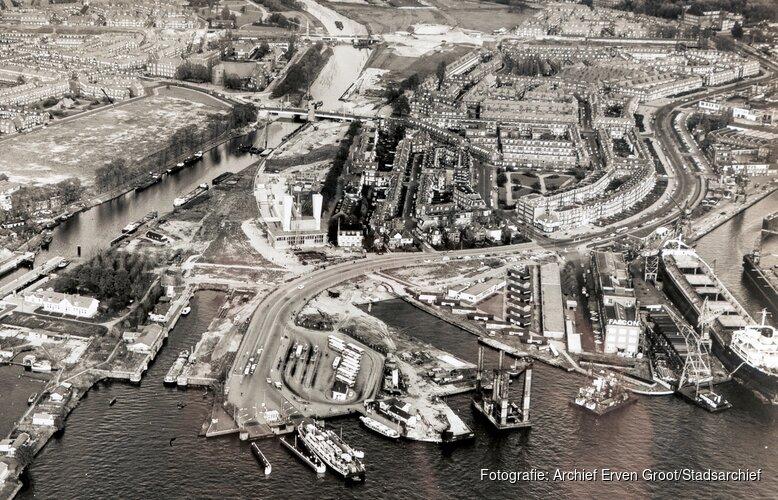 IJ-tunnel 50 jaar: expositie in Museum Amsterdam Noord