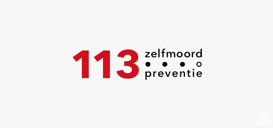 Koninklijke onderscheiding voor oprichter 113 Zelfmoordpreventie