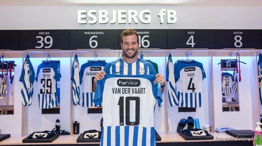 Van der Vaart stopt per direct met voetballen