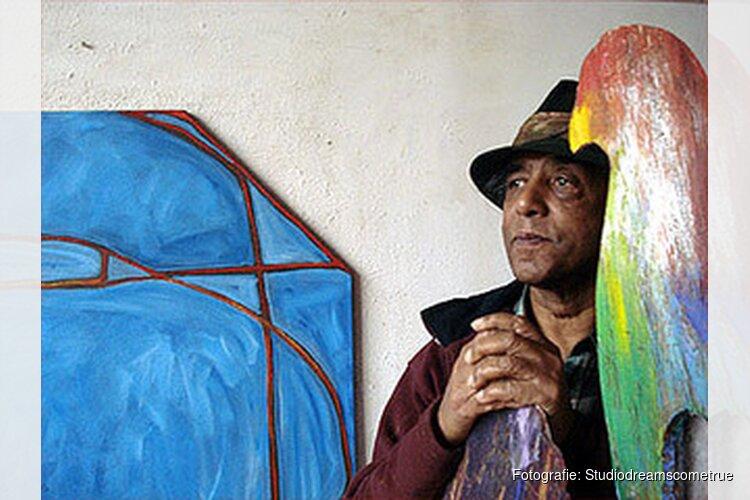 Expositie Guillaume Lo-a-Njoe bij Kunstenaarsvereniging Arti et Amicitiae