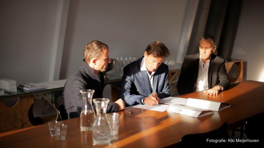 Aandacht voor de ontwikkeling van nieuw en jong talent: Internationaal Theater Amsterdam en Clifford Chance verlengen en verdiepen samenwerking