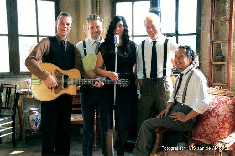 Nieuwe kunst, nieuwe Jazz artiesten en feestdagen bij tHUIS