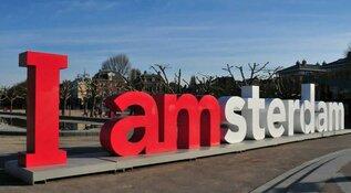 Amsterdamse raad wil af van 'I amsterdam'