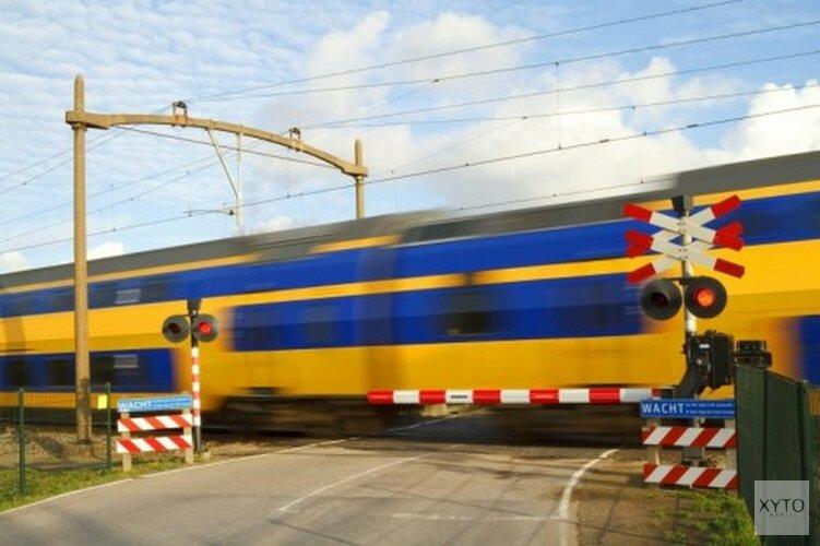 Komend weekend minder treinen op Schiphol door werkzaamheden