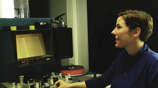 Kunst en wetenschap tijdens Eye Artist and Scholar-in-Residence-week