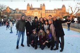 Ice*Amsterdam laat Amsterdammers weer kennis maken met de eigen schaatstraditie
