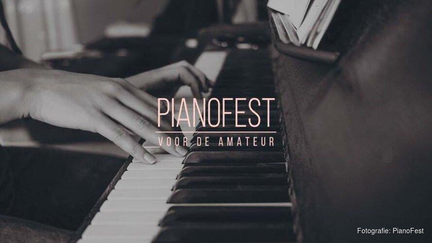 Eerste Pianofestival voor amateurpianisten van alle leeftijden in Nederland