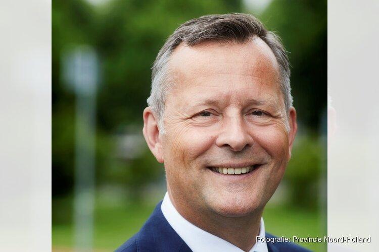 Arthur van Dijk voorgedragen als nieuwe commissaris van de Koning van Noord-Holland