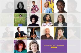 Amsterdam Art Weekend: Inclusiviteit staat centraal