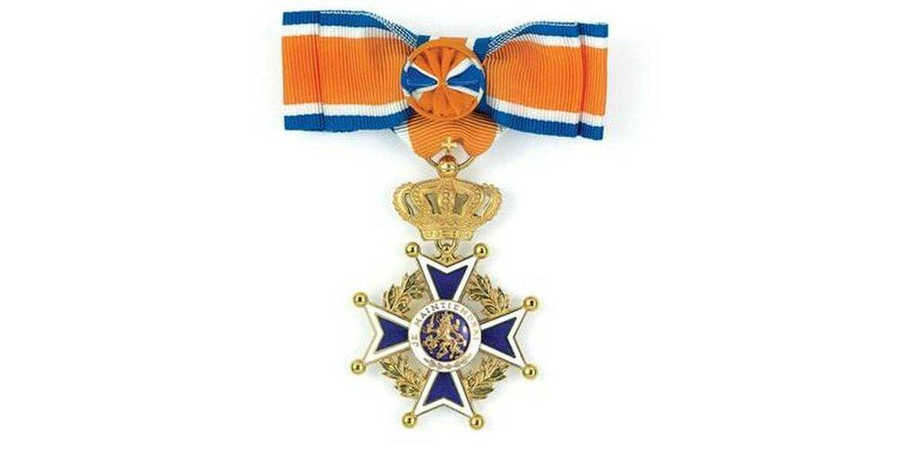 Koninklijke onderscheiding voor vrijwilliger Hiv Vereniging