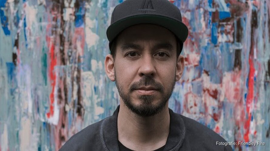 Mike Shinoda 21 maart 2019 naar AFAS Live