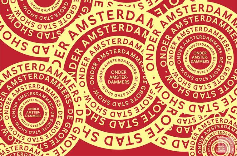 Nieuwe Talkshow: Onder Amsterdammers