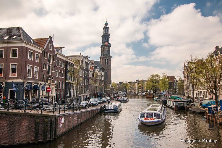 Amsterdamse wethouder duurzaamheid luidt de noodklok voor het klimaat