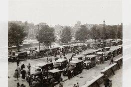 Een eeuw parkeren in Amsterdam