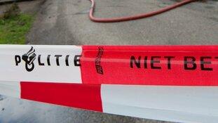 Plein in Amsterdam afgezet na plofkraak op geldautomaat