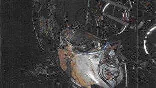 Onderzoek brandstichting 'Rivierenflat'