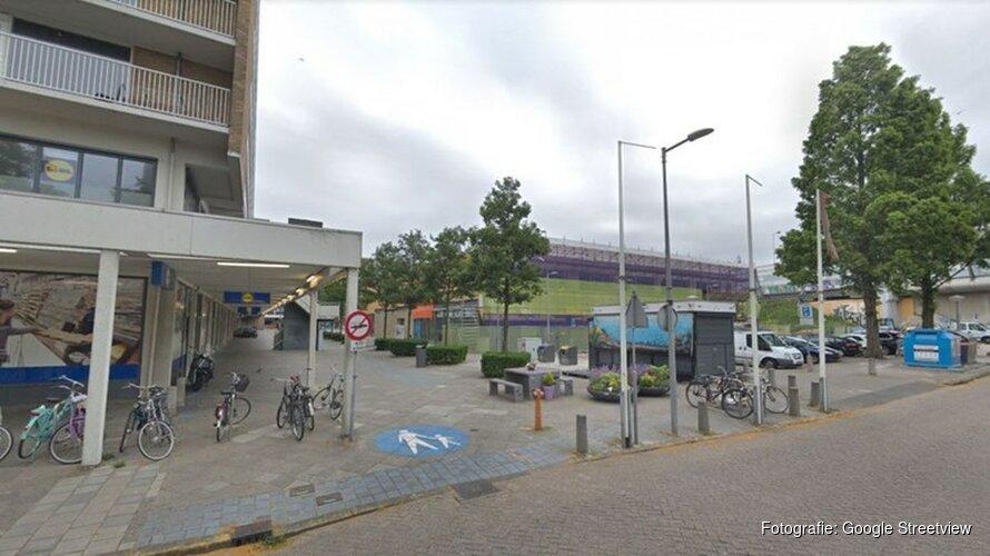 Plofkraak op geldautomaat Amsterdam Slotervaart: drie mannen voortvluchtig