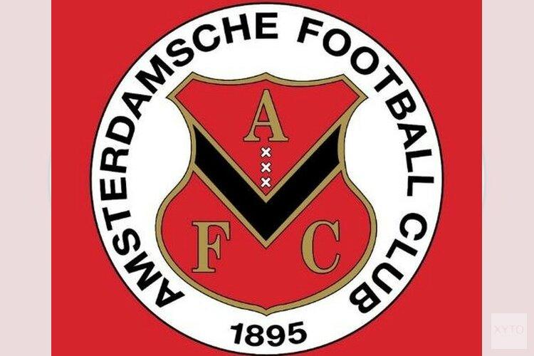 Koploper AFC loopt verder uit na winst op Jong Vitesse