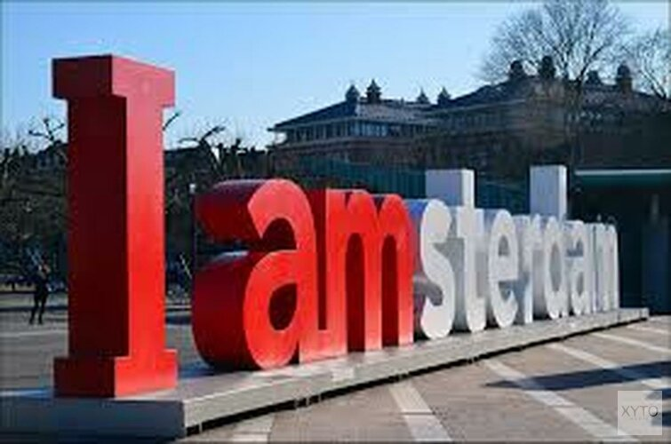 Beroemde 'I amsterdam'-letters nu dan echt weg