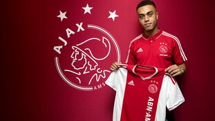 Ajax contracteert Sergiño Dest