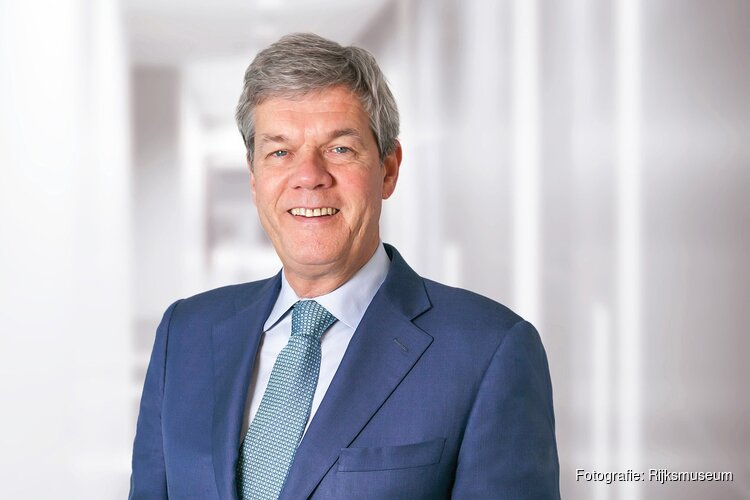Dick Boer nieuwe voorzitter Rijksmuseum Fonds