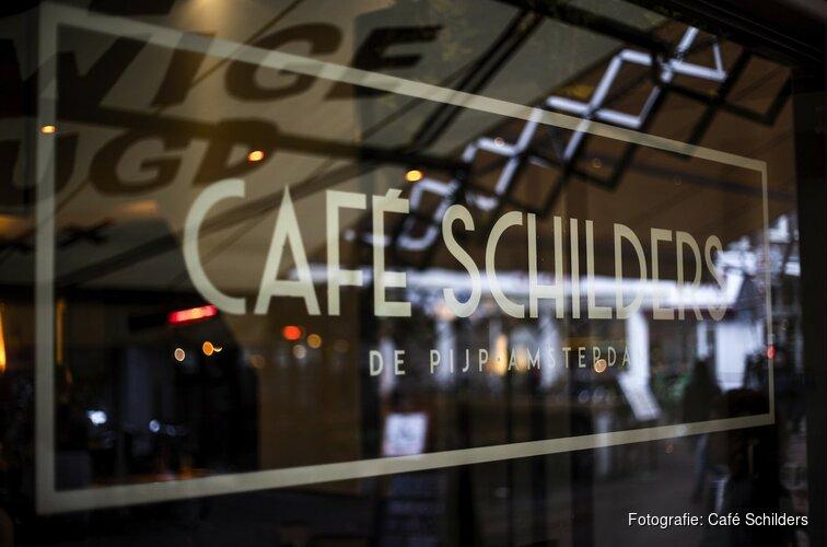 Café Schilders in de Pijp volledig vernieuwd