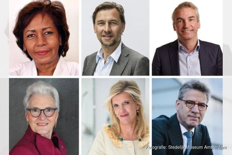 Benoeming nieuwe leden Raad van Toezicht Stedelijk Museum Amsterdam