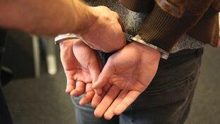 Inbrekers op heterdaad aangehouden in Laurierstraat