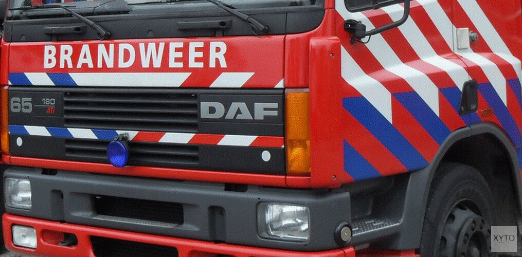 Flatwoning in Amsterdam verwoest door brand