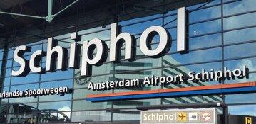 Volgend weekend geen treinen naar Schiphol